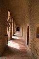 Narbonne-Abbaye de Fontfroide-Galerie du cloître-20140608.jpg