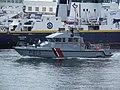 Navire de la gendarmerie maritime P615 Penfeld au festival Brest 2008.jpg