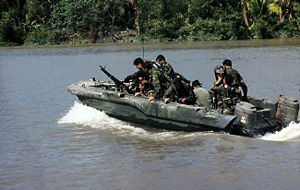 Republic of Vietnam...Members of U.S. Navy Sea...