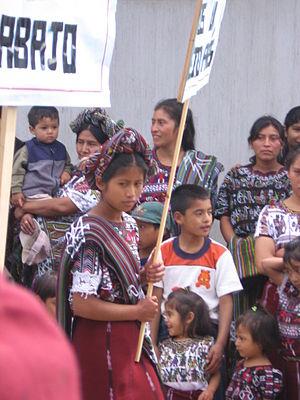 Ixil people - Image: Nebaj
