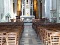 Nef centrale Basilique Saint-Nicolas, Nantes.JPG