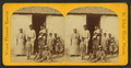 Negro quarters, Plantation, Fort George Island, Florida, from Robert N. Dennis collection of stereoscopic views 2.png