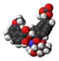 Neocarzinostatin 3D spacefill.png