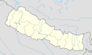 Bansar is located in Nepal