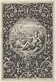 Neptune in a Decorative Frame with Grotesques, from the Judgment of Paris MET DP837385.jpg
