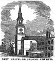 NewBrickChurch HanoverSt Boston HomansSketches1851.jpg