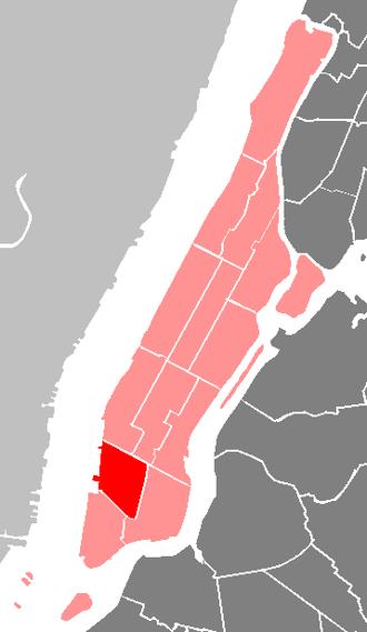 Manhattan Community Board 2 - Community Board 2