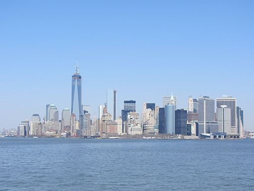 New York sky line, iconic