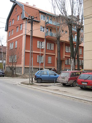 Palilula, Niš - Old workers colony