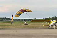 Niagara Central DR Airport Skydivers