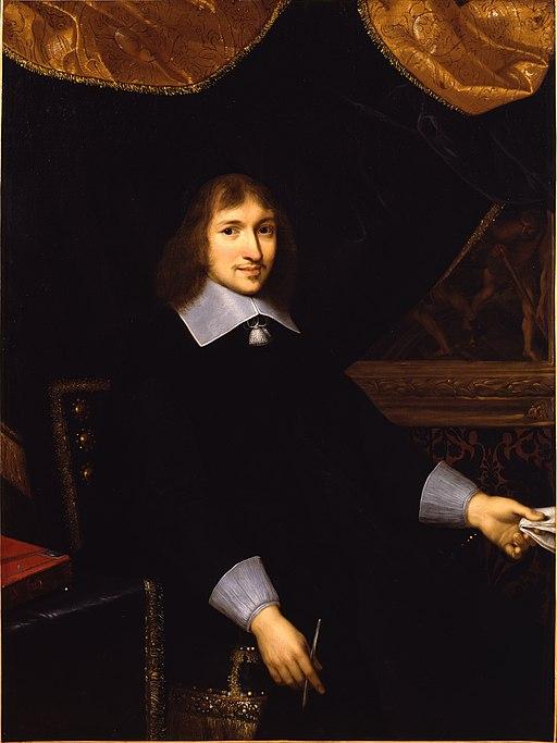 Nicolas Fouquet par Charles Le Brun