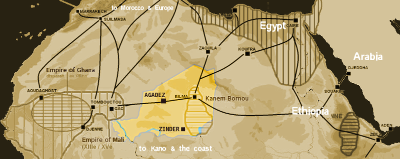 File:Niger saharan medieval trade routes.PNG