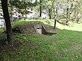 Nijmegen Rijksmonument 522967 Limoskazerne aarden wal van schuilkelders.JPG
