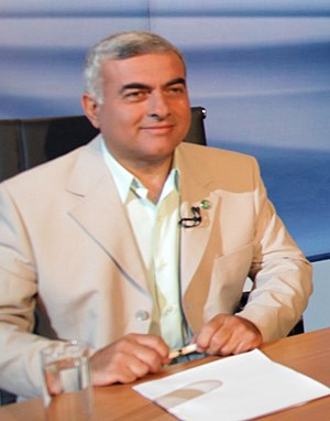 English: Nikos Chrisogelos (Ecologist Greens) ...