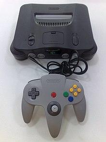 Anexo Videojuegos Para Nintendo 64 Wikipedia La Enciclopedia Libre
