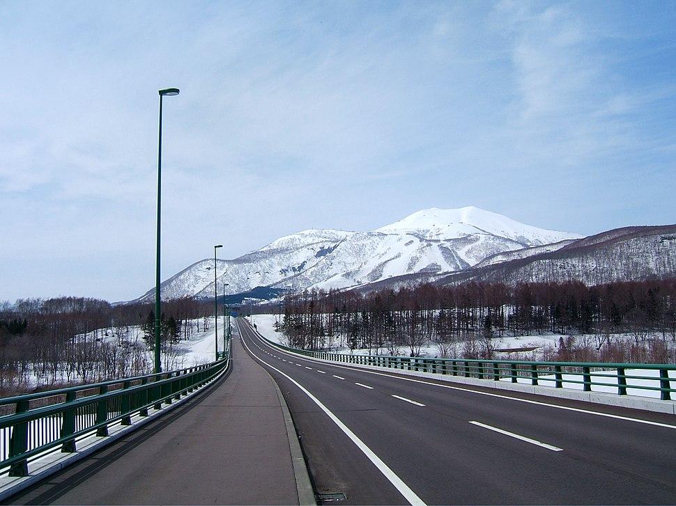 Niseko Annupuri (East side)