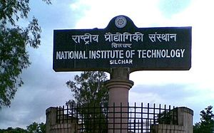 Silchar - National Institute of Technology Silchar