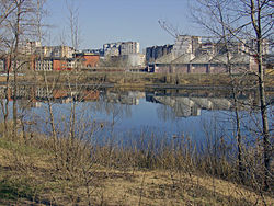 Nizhny Novgorod. Spring view to Meshcherskoye Lake.jpg