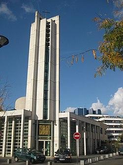 Église Saint-Paul-des-Nations (Noisy-le-Grand)