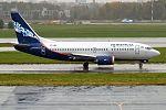 Nordavia, VP-BRI, Boeing 737-5Y0 (16268586518) (2).jpg