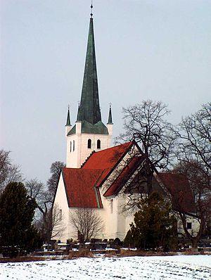 Norderhov - Image: Norderhov Kirke tb 0305