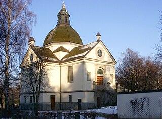 Norra begravningsplatsen cemetery of Metropolitan Stockholm; located in Solna, Sweden