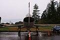 North American F-100F Super Sabre HeadOn EASM 4Feb2010 (14404425589).jpg