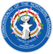 Wapen fan Commonwealth of the Northern Mariana Islands