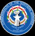 Northern Mariana Islands seal