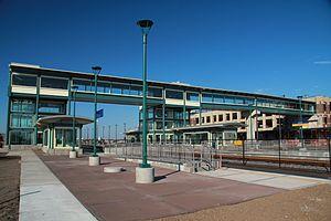 Ramsey Station Metro Transit Wikipedia