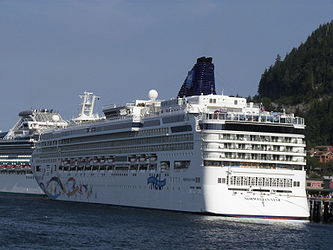 Norwegian Star in Ketchikan, Alaska.jpg
