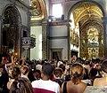 Culto na Igreja do Carmo, Recife