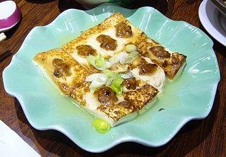 Hakka cuisine - Image: Ntofu