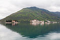 Nuestra Señora de las Rocas y Monasterio de San Jorge, Perast, Bahía de Kotor, Montenegro, 2014-04-19, DD 06.JPG