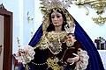 Nuestra Señora del Rosario, Patrona y Protectora de El Palo.jpg