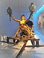 Nymphenschlitten König Ludwigs II im Museum der Bayerischen Geschichte.jpg
