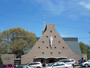 OL Sorrows Church Takoma Park.JPG