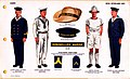 ONI JAN 1 Uniforms and Insignia Page 103 Royal Netherlands Navy WW2 Seamen October 1943 Field recognition. US public doc. No known copyright.jpg