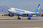 OY-VKF Thomas Cook 1999 Airbus A330-243 C-N 309 - Scandinavia (10470025174).jpg