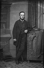 O Edwards, who went to Patagonia