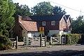 Oast House at The Forge, High Street, Etchingham, East Sussex - geograph.org.uk - 1407339.jpg