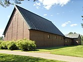 Fil:Obbola kyrka 13.JPG