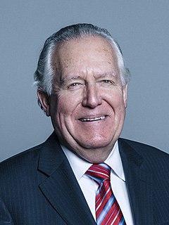 Peter Hain British politician