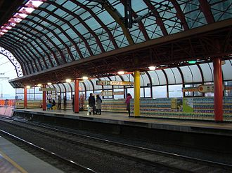 Oksu station - Image: Oksu Station 05