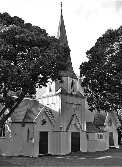 Old St. Paul's, Wellington