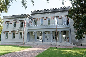 Academy of Richmond County - The old Academy building