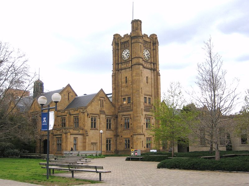 File:Old Arts Building. Parkville Campus of University of Melbourne.JPG