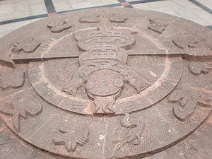 Snake (zodiac) - Image: Old Town of Lijiang UNESCO zodiac circle detail