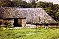 Old barn at Manor Farm, circa 1979 - geograph.org.uk - 1805870.jpg