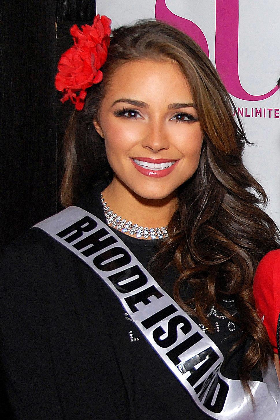 Olivia Culpo 2012